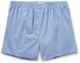 Derek Rose - Gingham Cotton Boxer Shorts