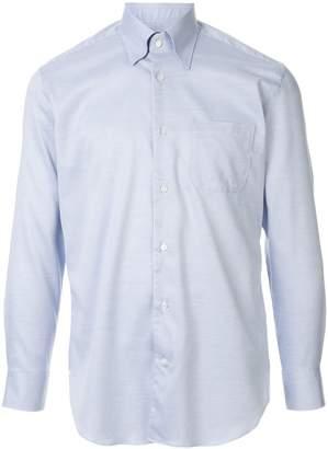 Durban D'urban long-sleeve fitted shirt