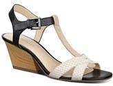 Nine West Women's 'Geralda' Structural Wedge Heel Sandal