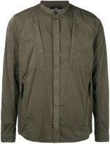 Stone Island Shadow Project - long sleeve shirt - men - Cotton/Polyamide - M