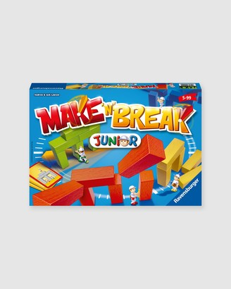 Ravensburger Multi Games - Make 'N' Break Junior Game - Size One Size at The Iconic