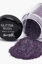 boohoo NEW Womens Barry M Ultra Violet Body Glitter in Purple size One Size