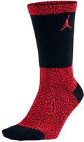 Nike Men's Jordan Elephant Print Crew Socks