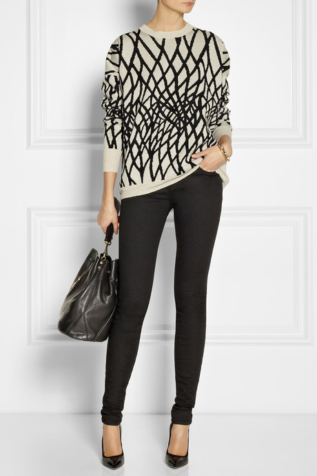 J Brand Stacked Skinny Photo Ready mid-rise jeans