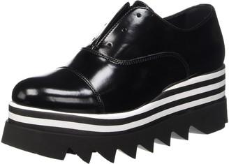 Cult Womens Alice Oxford Black Size: 7