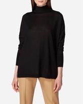 N.Peal Superfine Oversize Cashmere Jumper