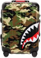 "22"" Camo Shark Carry-On Spinner"