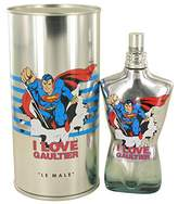 Jean Paul Gaultier by Superman Eau Fraiche Spray (Limited Edition) 4.2 oz
