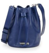 Marc by Marc Jacobs Luna Two-Tone Leather Bucket Bag