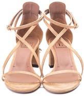 L'Autre Chose Lautre Chose Leather Sandal