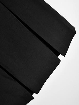Very Girls 2 Pack Classic Pleated School Skirts - Black