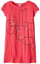 Junior Gaultier Silima T-Shirt Dress (Big Kid)