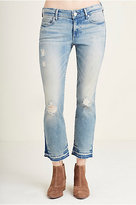 True Religion Cora Straight Crop Womens Jean