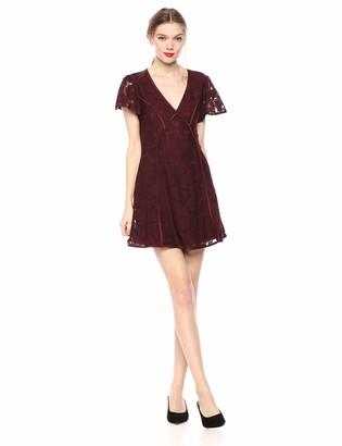 Moon River Women's Lace Dress