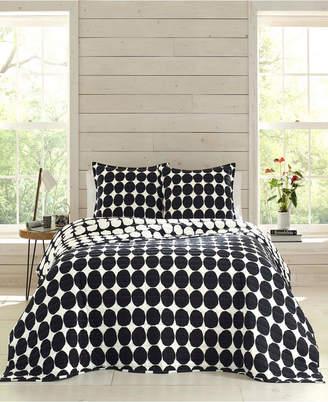 Marimekko Pienet King Kivet Quilt Set Bedding