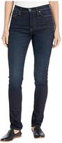 Hudson Jeans Holly High-Waist Skinny in Upside Down (Upside Down) Women's Jeans
