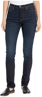 Hudson Holly High-Waist Skinny in Upside Down (Upside Down) Women's Jeans