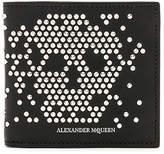 Alexander McQueen Leather Billfold