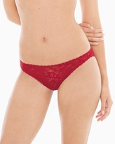 Soma Intimates Enticing Allover Lace Bikini