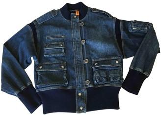 Sonia By Sonia Rykiel Navy Denim - Jeans Leather jackets