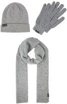 Urban Classics Set Hat Grey Heather
