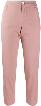 Barena Cropped Cotton Trousers