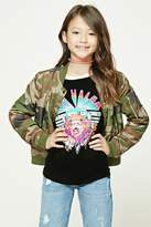 Forever 21 Girls Van Halen Band Tee (Kids)