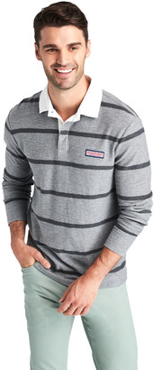 Vineyard Vines All Over Stripe Rugby Shirt
