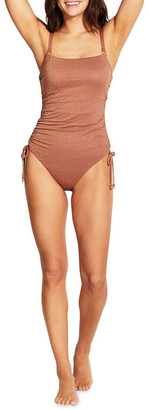 Seafolly Stardust DD One Piece Bronze 10