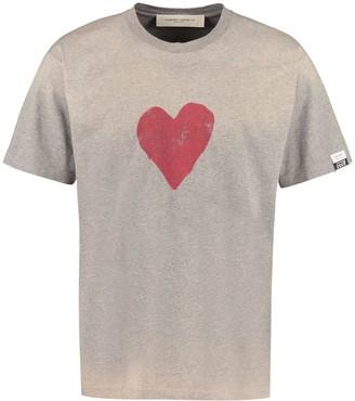 Golden Goose Oversize Cotton T-shirt