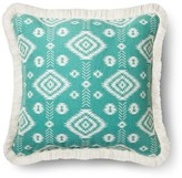 Threshold Blue Aqua Global Throw Pillow