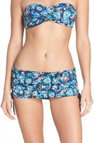 Tommy Bahama Women's Folk Floral Skirted Swim Bottoms