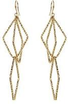 Amrita Singh Structural Hook Earrings.