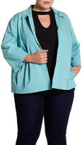 Lafayette 148 New York January Topper Jacket (Plus Size)