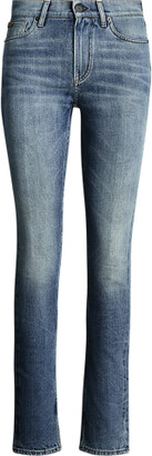 Ralph Lauren 861 High-Rise Skinny Jean
