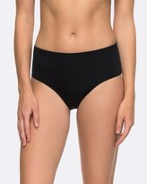 Roxy Womens Essentials Mid Waist Separate Bikini Pant