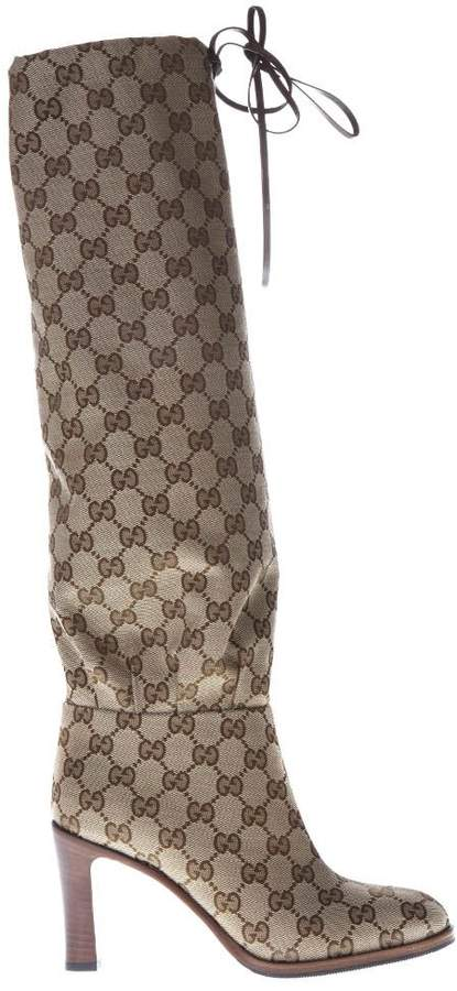 40f277d8e Gucci Over The Knee - ShopStyle