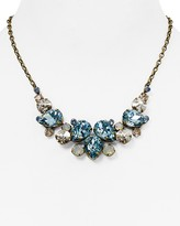 Sorrelli Coastal Mist Bib Necklace, 15""
