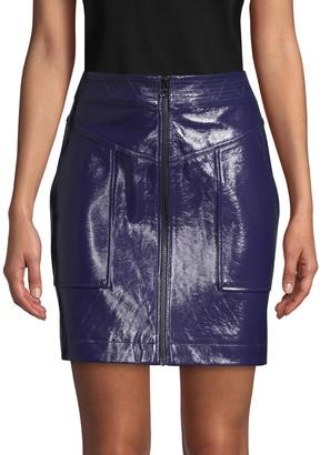 Rebecca Minkoff Front Zip Pencil Skirt