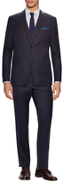 Versace Wool Solid 3 Piece Suit