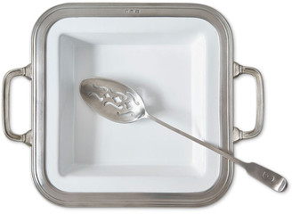 Match Gianna Square Serving Dish with Handles