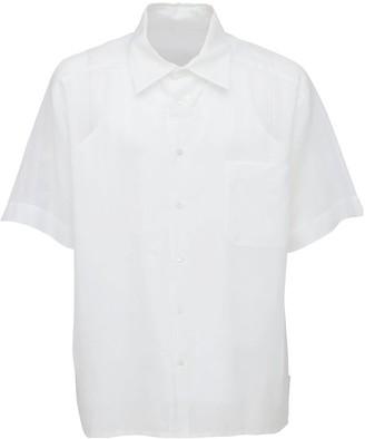 Botter Cotton Poplin Shirt W/ Tank Top