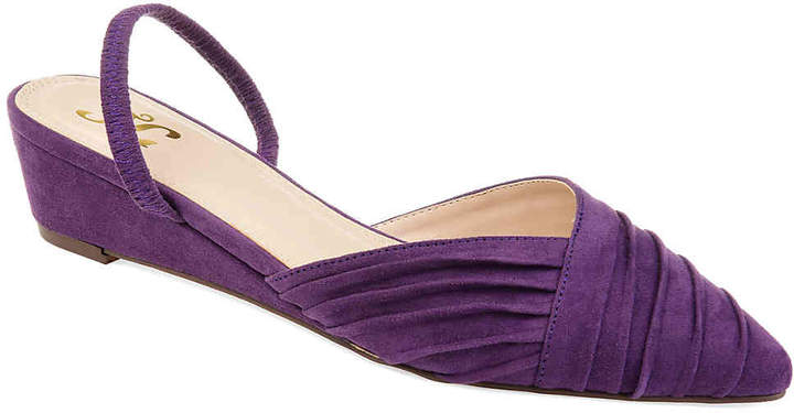 Journee Collection Kato Wedge Pump - Women's