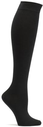 Ozone Women's Pima Cotton High Zone Sock Black 9-11