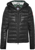 Canada Goose Hybridge Lite Hooded Quilted Shell Down Jacket - Black