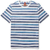 Missoni - Space-dyed Striped Cotton-jersey T-shirt