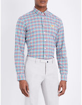 Thomas Pink Thomas Pink Freeman Checked Classic-fit Cotton Shirt
