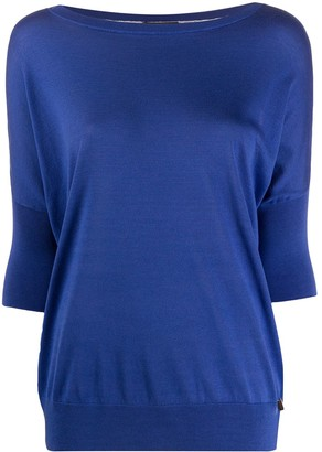 Fay Two-Tone Jumper