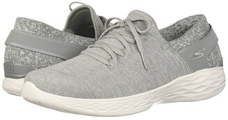 Skechers Performance Performance You - 15809 (Gray/White) Women's Shoes