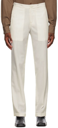 Winnie New York White Suiting Trousers